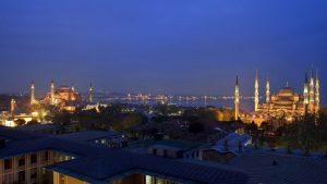 Vip Mercedes Vito Istanbul Tour